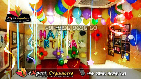 Surprise Office Cabin Decoration for Boss in Chandigarh, Mohali, Panchkula.