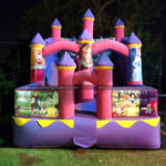 Kids Castle Bouncy on Rent