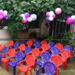 25 Kids Chairs on Rent