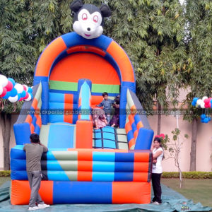 Kids Jumping Bouncy on Rent in Chandigarh