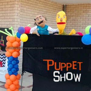 Puppet Show for Birthday Events in Chandigarh